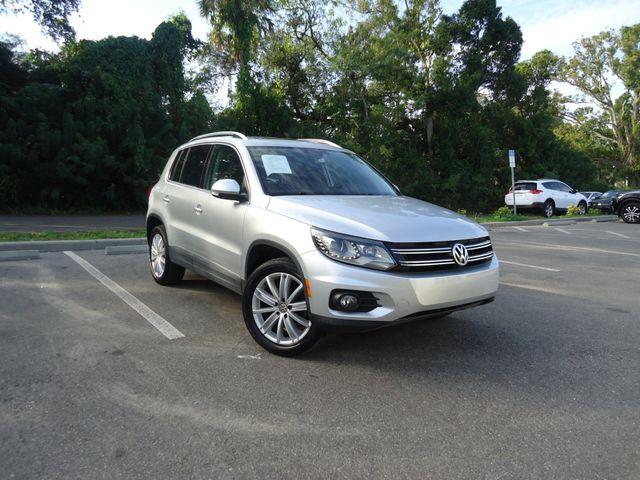 2016 Volkswagen Tiguan SE PANORAMIC. NAVIGATION SEFFNER, Florida 10