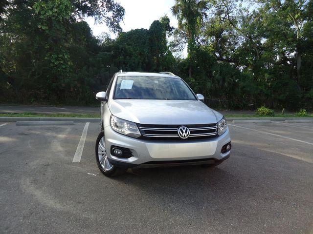 2016 Volkswagen Tiguan SE PANORAMIC. NAVIGATION SEFFNER, Florida 11