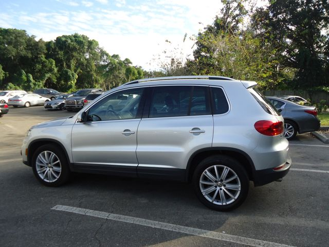 2016 Volkswagen Tiguan SE PANORAMIC. NAVIGATION SEFFNER, Florida 12