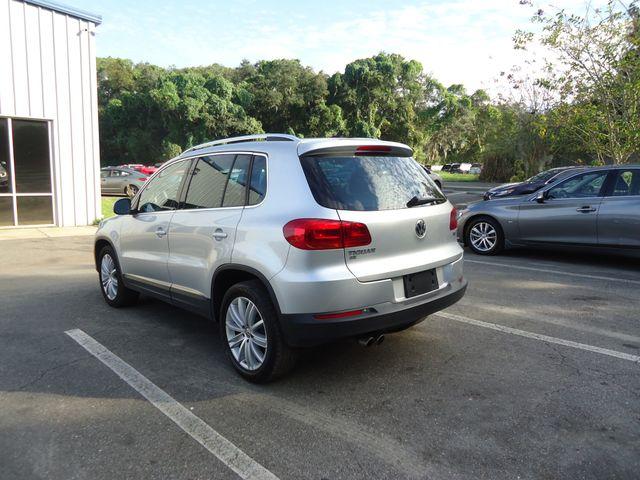 2016 Volkswagen Tiguan SE PANORAMIC. NAVIGATION SEFFNER, Florida 13