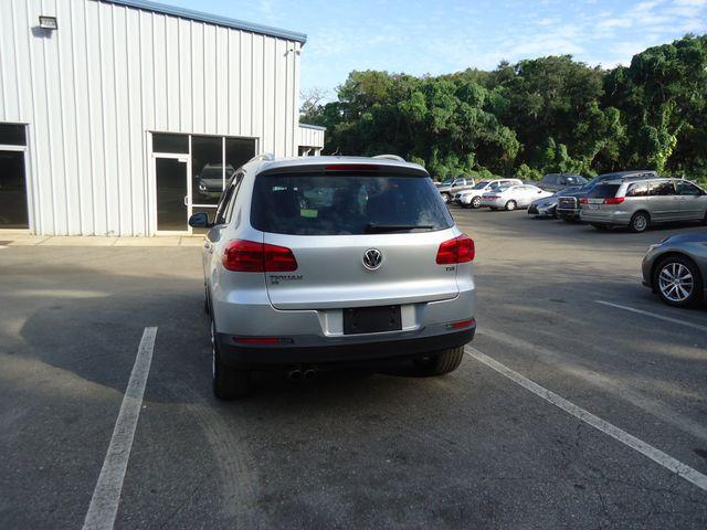 2016 Volkswagen Tiguan SE PANORAMIC. NAVIGATION SEFFNER, Florida 14