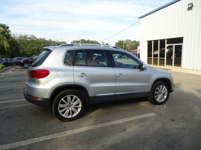 2016 Volkswagen Tiguan SE PANORAMIC. NAVIGATION SEFFNER, Florida 15