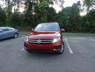 2016 Volkswagen Tiguan SE CAMERA. LEATHERET. HTD SEATS SEFFNER, Florida