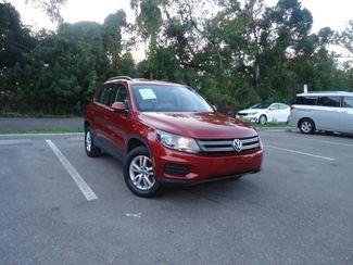 2016 Volkswagen Tiguan SE CAMERA. LEATHERET. HTD SEATS SEFFNER, Florida 8