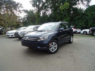 2016 Volkswagen Tiguan LEATHER. HTD SEATS. CAMERA SEFFNER, Florida 4