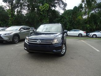 2016 Volkswagen Tiguan LEATHER. HTD SEATS. CAMERA SEFFNER, Florida 5