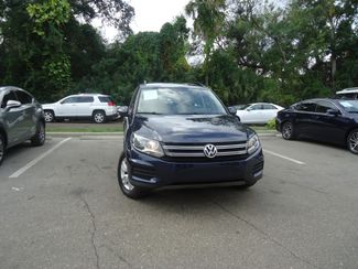 2016 Volkswagen Tiguan LEATHER. HTD SEATS. CAMERA SEFFNER, Florida 8