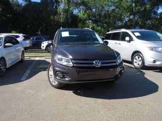 2016 Volkswagen Tiguan SE PANORAMIC. NAVIGATION. LEATHER SEFFNER, Florida 10