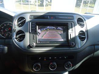 2016 Volkswagen Tiguan SE PANORAMIC. NAVIGATION. LEATHER SEFFNER, Florida 29