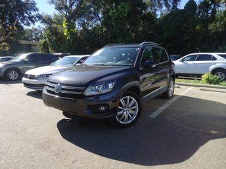 2016 Volkswagen Tiguan SE PANORAMIC. NAVIGATION. LEATHER SEFFNER, Florida 6