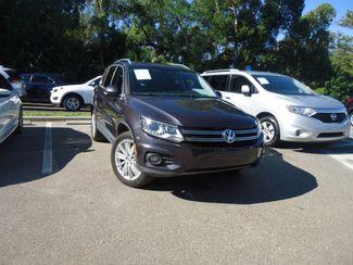 2016 Volkswagen Tiguan SE PANORAMIC. NAVIGATION. LEATHER SEFFNER, Florida 9