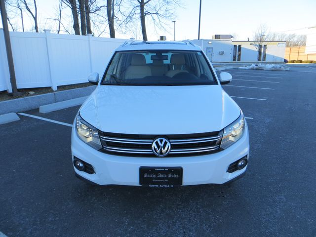2016 Volkswagen Tiguan SE 4Motion Watertown, Massachusetts 1
