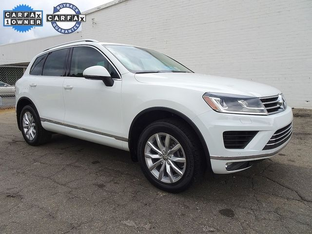 2016 Volkswagen Touareg Sport w/Technology Madison, NC 1