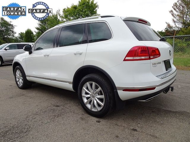 2016 Volkswagen Touareg Sport w/Technology Madison, NC 4