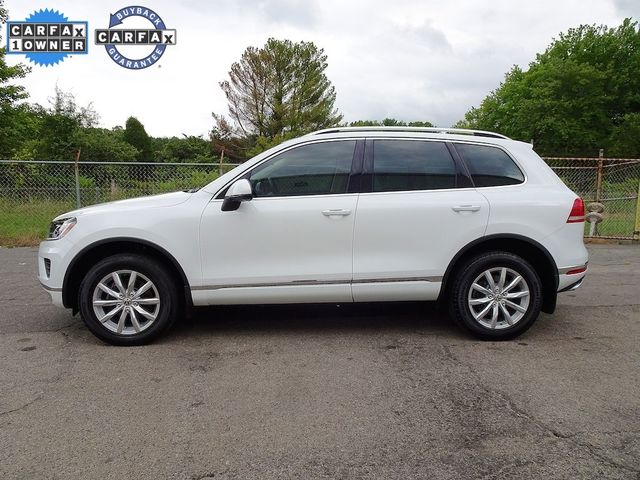2016 Volkswagen Touareg Sport w/Technology Madison, NC 5