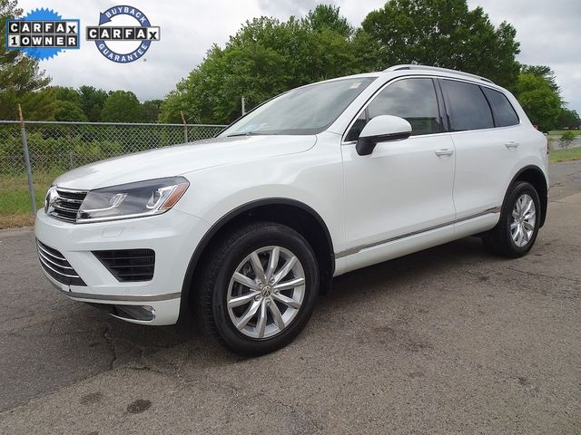 2016 Volkswagen Touareg Sport w/Technology Madison, NC 6