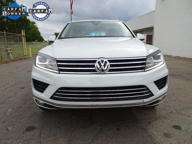 2016 Volkswagen Touareg Sport w/Technology Madison, NC 7