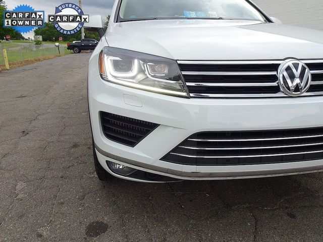 2016 Volkswagen Touareg Sport w/Technology Madison, NC 8