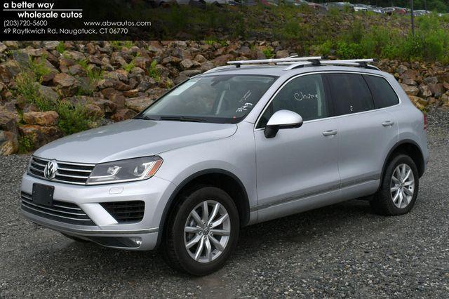 2016 Volkswagen Touareg Sport AWD Naugatuck, Connecticut