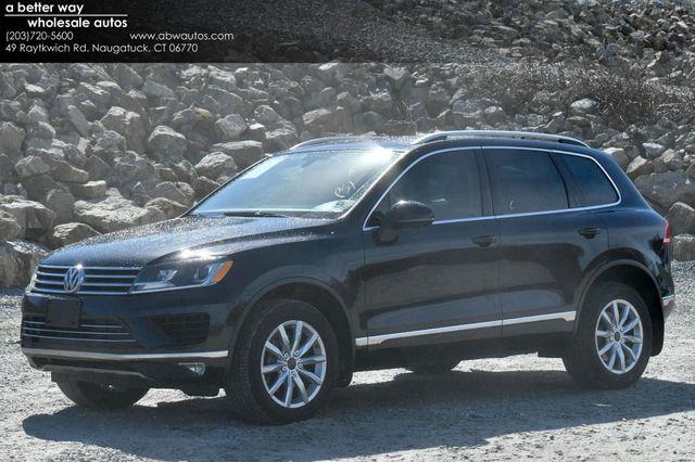 2016 Volkswagen Touareg Sport w/Technology Naugatuck, Connecticut