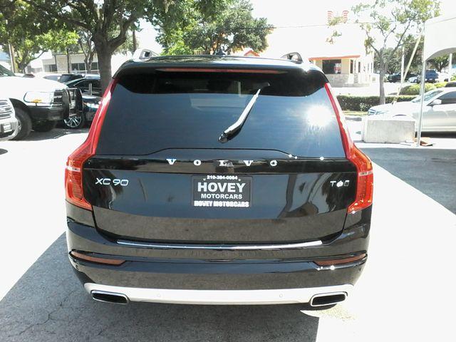 2016 Volvo XC90 T6 Momentum San Antonio, Texas 7