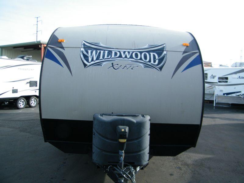 2016 Wildwood 252RLXL  in Surprise, AZ