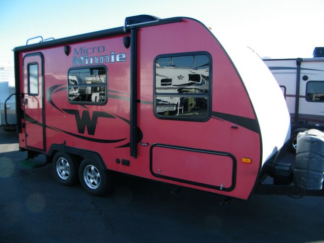 2016 Winnebago Micro Minnie 1706FB   in Surprise-Mesa-Phoenix AZ