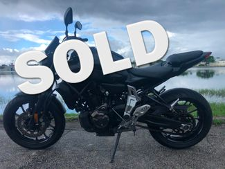 2016 Yamaha FZ-07 in Dania Beach , Florida 33004