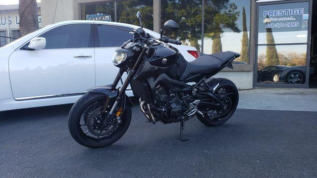 2016 Yamaha FZ-09 850 in Campbell, CA 95008