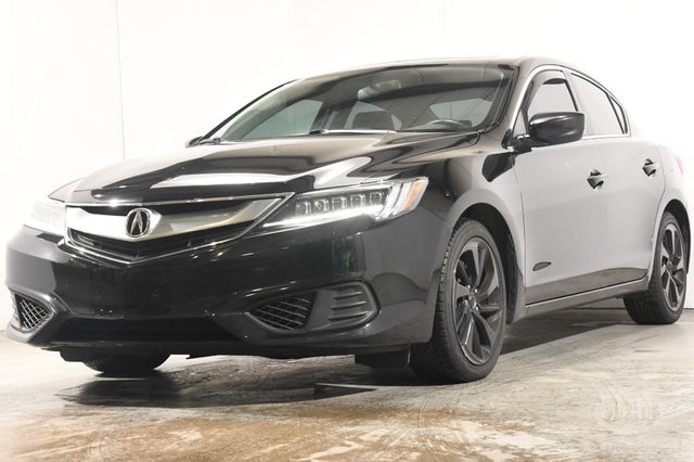 2017 Acura ILX A Spec