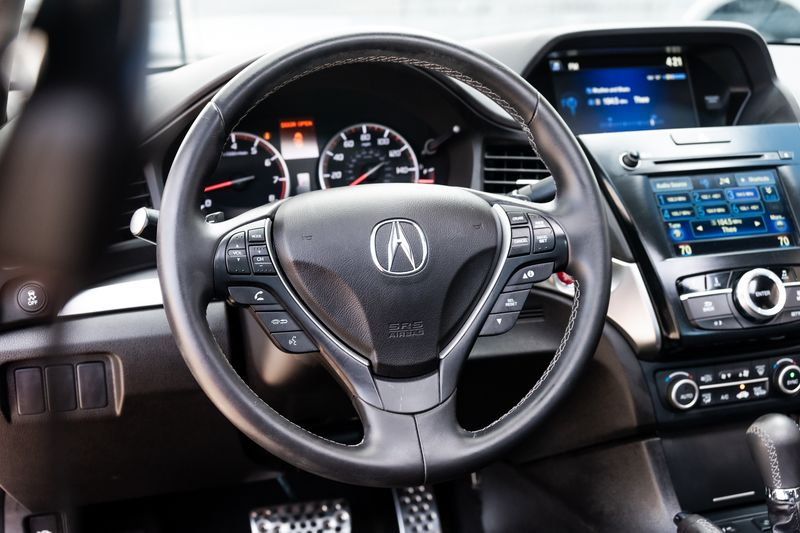 2017 Acura ILX Premium and A-SPEC Packages in Rowlett, Texas