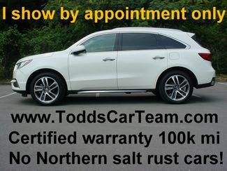 2017 Acura MDX AWD w/Advance Pkg w/Navi in Nashville, TN 37209