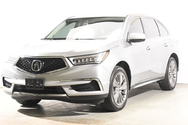 2017 Acura MDX w/Technology/Entertainment Pkg