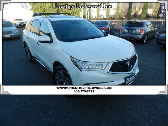 2017 Acura MDX AWD w/Technology Pkg
