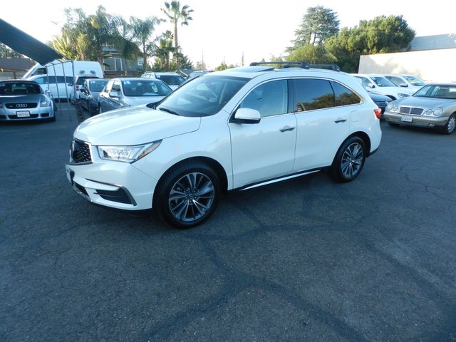 2017 Acura MDX AWD w/Technology Pkg in Campbell, CA 95008