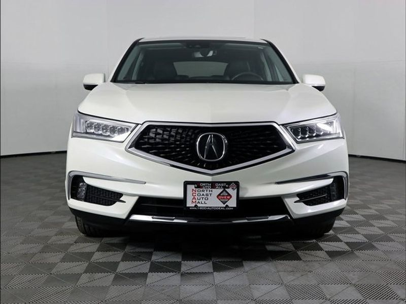 2017 Acura MDX wTechnology Pkg  city Ohio  North Coast Auto Mall of Cleveland  in Cleveland, Ohio