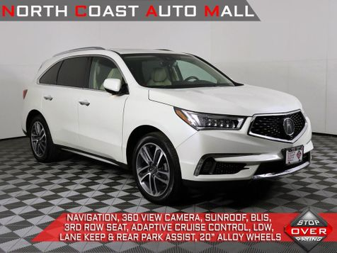 2017 Acura MDX w/Advance Pkg in Cleveland, Ohio