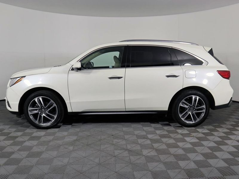 2017 Acura MDX wAdvance Pkg  city Ohio  North Coast Auto Mall of Cleveland  in Cleveland, Ohio