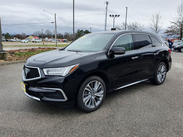 2017 Acura MDX SH AWD Technology w/Auto Cruise/Remote Start in Louisville, TN 37777