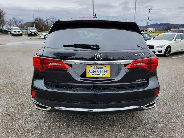 2017 Acura MDX SH AWD Technology w/Auto Cruise/Remote Start in Louisville, TN 37777