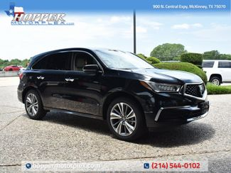 2017 Acura MDX 3.5L w/Technology Package in McKinney, Texas 75070