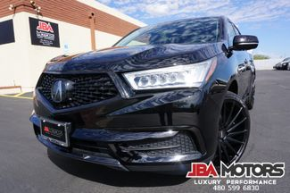 2017 Acura MDX Technology Pkg Tech Pkg ~ 1 Owner Clean CarFax WOW | MESA, AZ | JBA MOTORS in Mesa AZ
