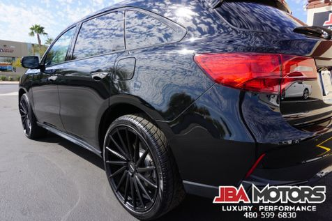 2017 Acura MDX Technology Pkg Tech Pkg ~ 1 Owner Clean CarFax WOW | MESA, AZ | JBA MOTORS in MESA, AZ