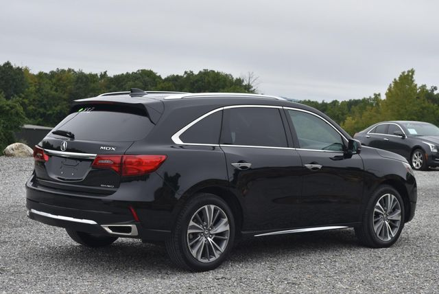 2017 Acura MDX w/Technology Pkg Naugatuck, Connecticut 4