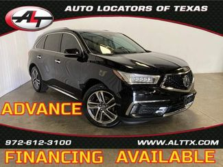 2017 Acura MDX w/Advance Pkg in Plano, TX 75093