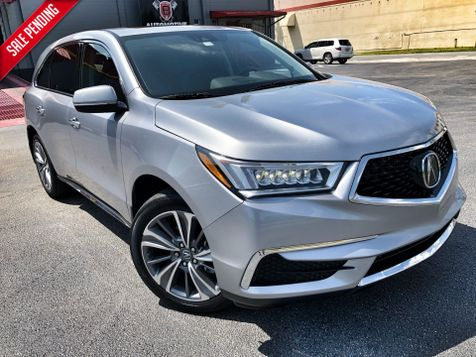 2017 Acura MDX TECHNOLOGY 1 OWNER CARFAX CERT WARRANTY in , Florida