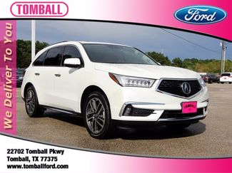 2017 Acura MDX w/Advance Pkg in Tomball, TX 77375