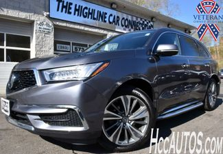 2017 Acura MDX w/Technology/Entertainment Pkg Waterbury, Connecticut
