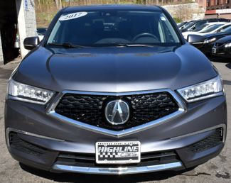 2017 Acura MDX w/Technology/Entertainment Pkg Waterbury, Connecticut 9