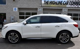 2017 Acura MDX w/Advance Pkg Waterbury, Connecticut 3